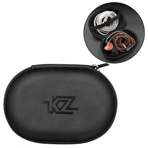 Interesting souls Portable Shockproof Mini Hard Case Protective Earphone Storage Bag Organizer