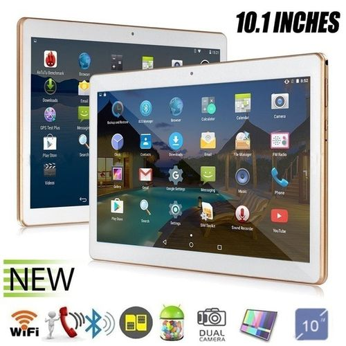 2019 New 6G+128G Android 8.1 WiFi Tablet PC Dual SIM Dual Camera Rear 13.0MP IPS Bluetooth WiFi