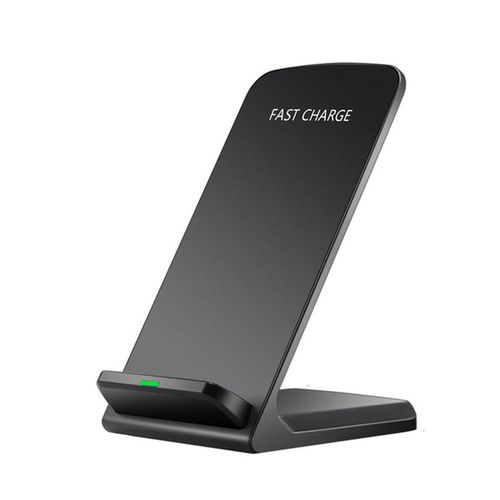 QI Fast Wireless Charger Fast Charger Phone Charge Stand for Samsung Galaxy S8 S7 S8 and for iPhone X iPhone 8 (No AC Adapter)