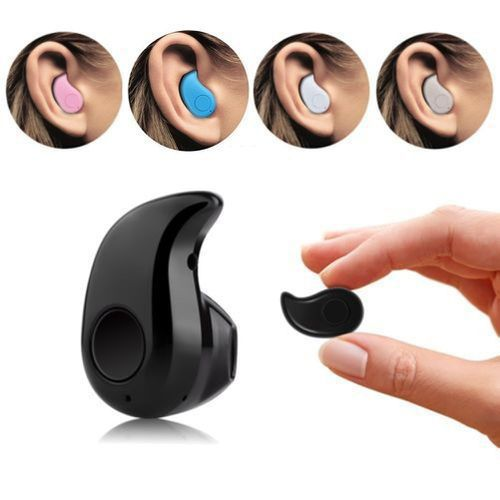 Portable Wireless Invisible Bluetooth Mini Earphone S530 Earbuds Headsets Headphones Support Heads-free Calling for All Smartphone