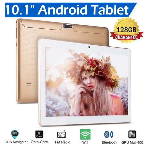 2019 10.1 Inch Ten Core 4G Network WiFi Tablet PC Android 8.1 Arge 2560*1600 IPS Screen Dual SIM Dual Camera Rear 13.0 MP IPS
